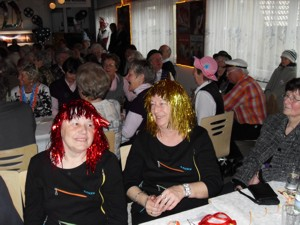 Seniorenfasching