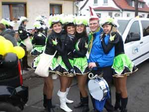 Faschingsumzug 2009