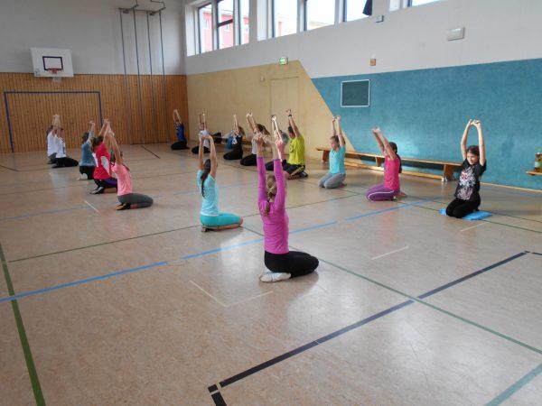 Trainingstag Kinder und Junioren - 19.09.15
