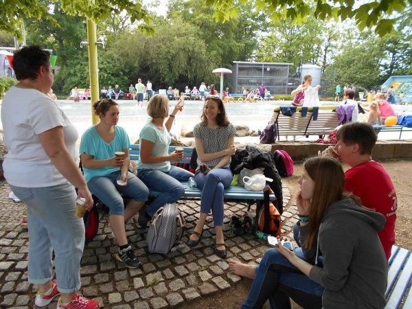 Abschluss Kinder und Junioren 28.05.2016 - EGA Erfurt