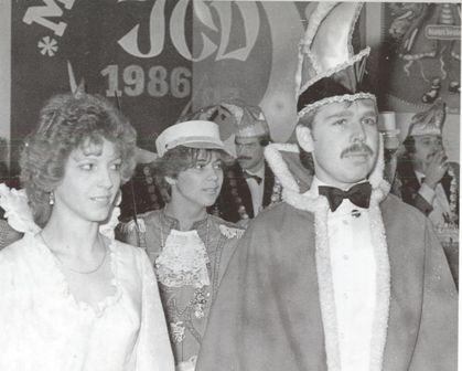 Saison 1986/1987
