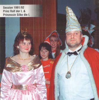 Saison 1991/1992