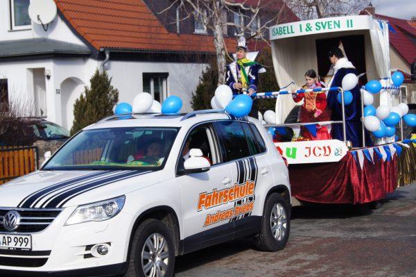 Umzug in Arnstadt