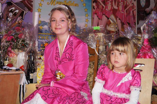 Prinzenpaarempfang 26.01.2012