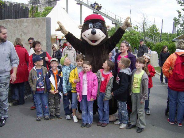 Abschlussfahrt Kinder und Junioren - Belantis