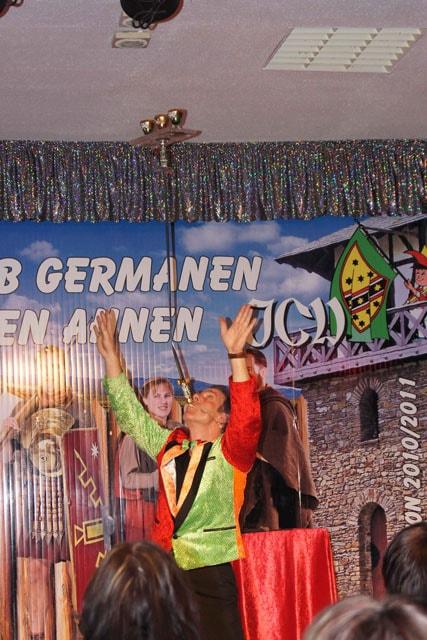Abschlussfeier Erwachsene Juli 2011
