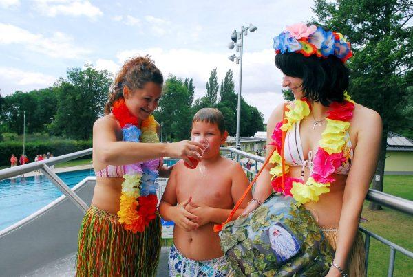 Schwimmbadfest 24.07.2010
