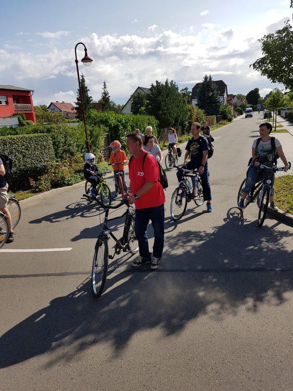 Familientag 19.08.17 Kremserfahrt nach Apfelstädt zum Bowlen