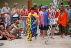 Schwimmbadfest mit Clueso