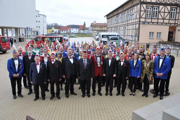 10. Narrenkongress des LTK am 16.03.2019